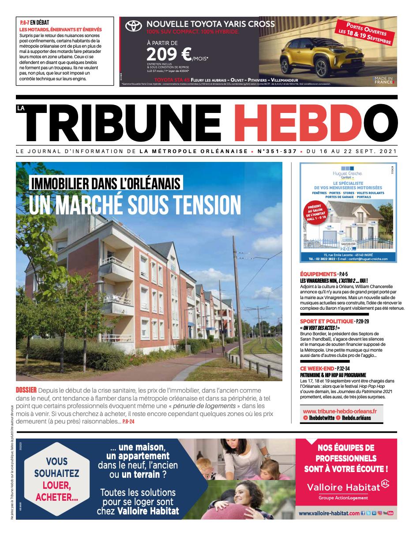 Tribune Hebdo N°351