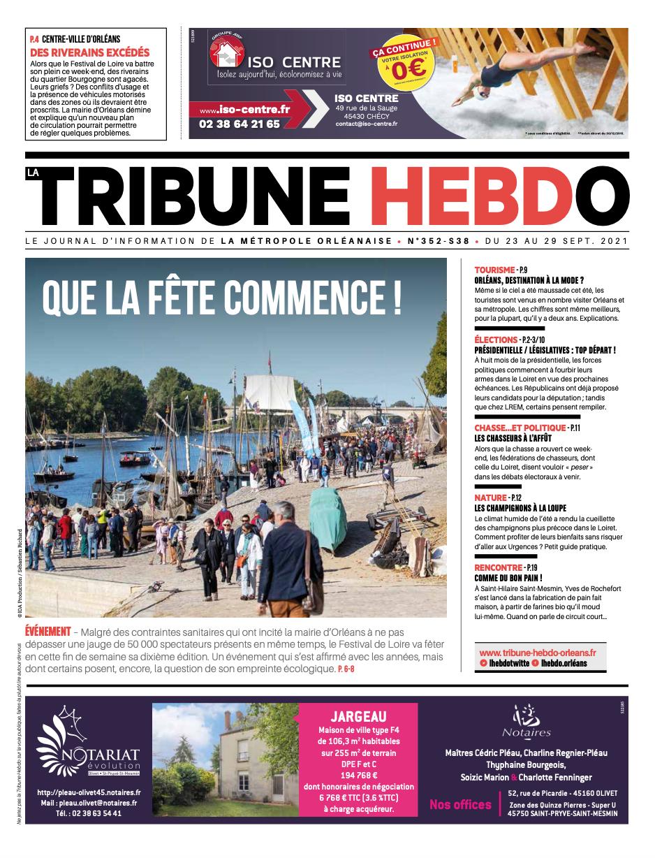 Tribune Hebdo N°352