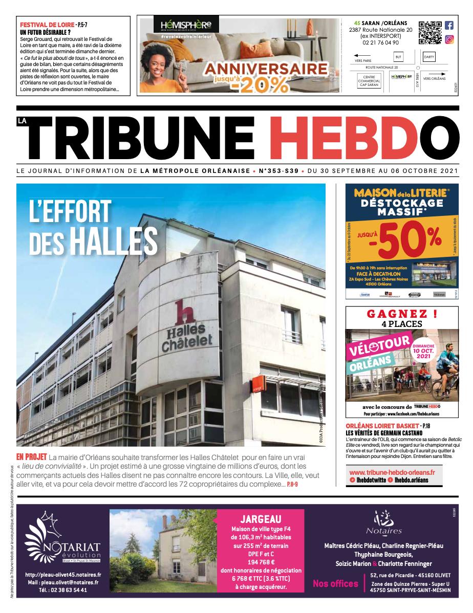 Tribune Hebdo N°353