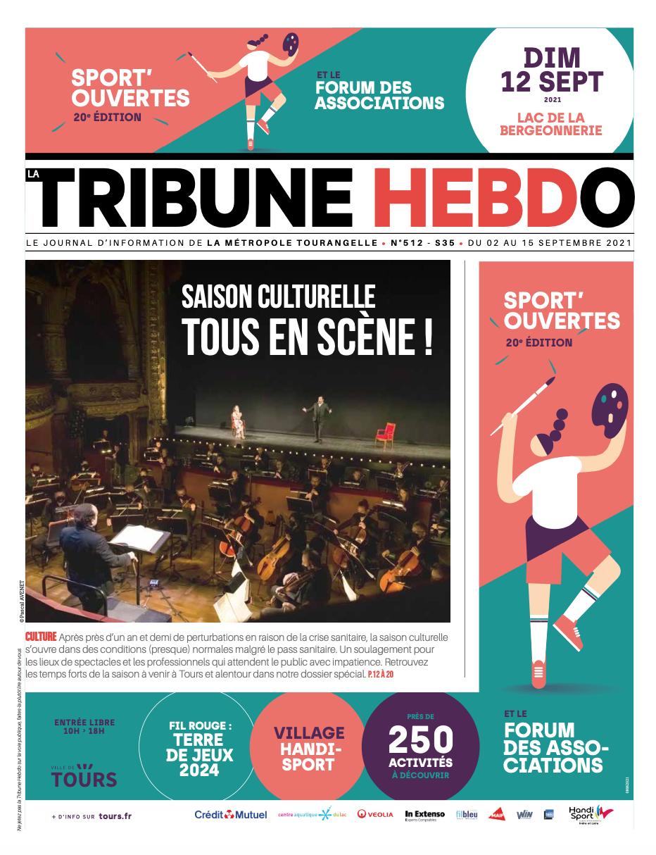 Tribune Hebdo Tours N°512