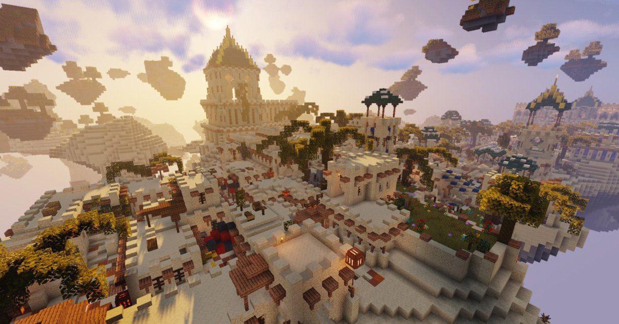 Orléans crée des… îles volantes!