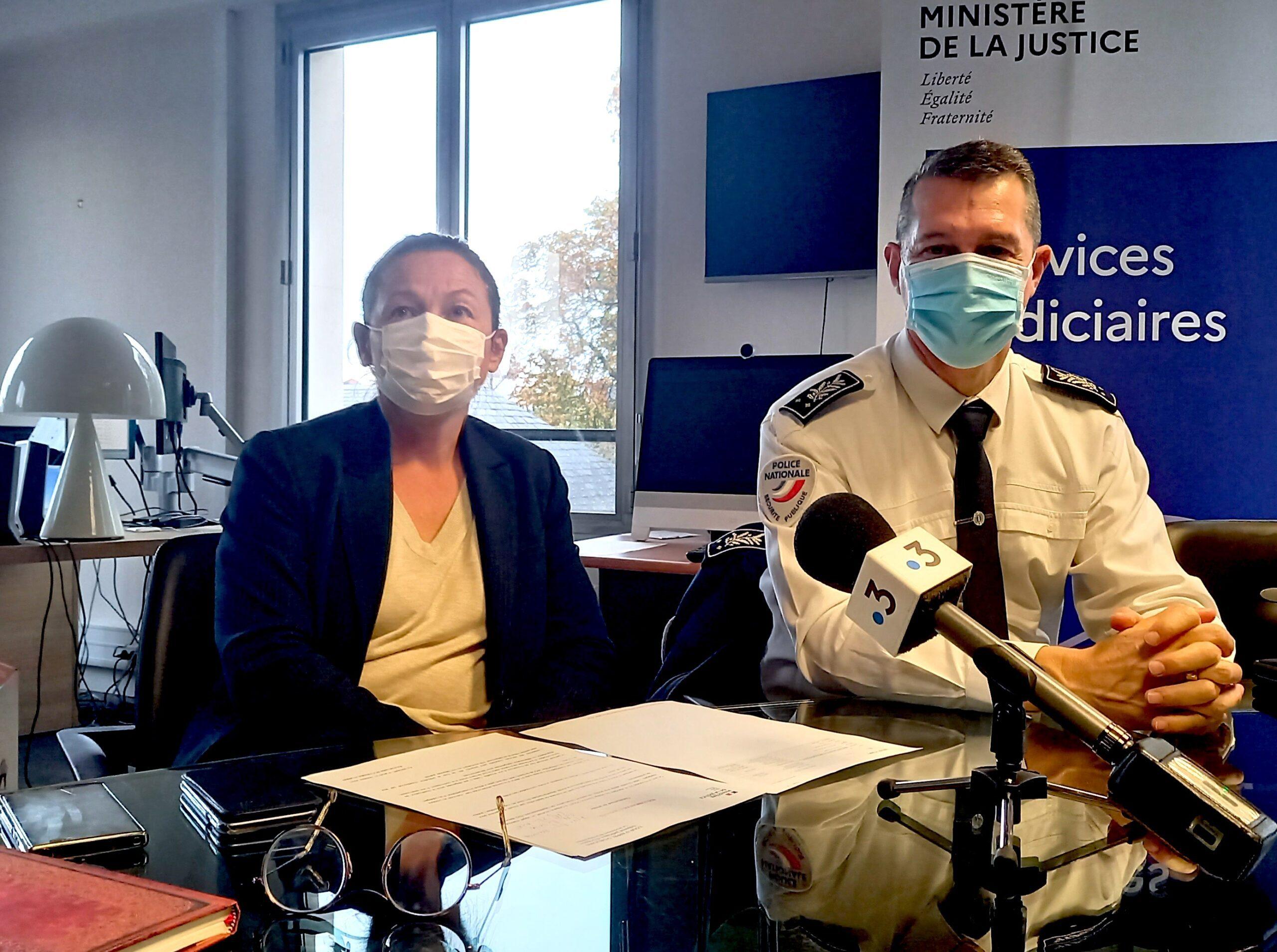 Alertes à la bombe à Orléans: «des plaisanteries qui n'en sont pas!»