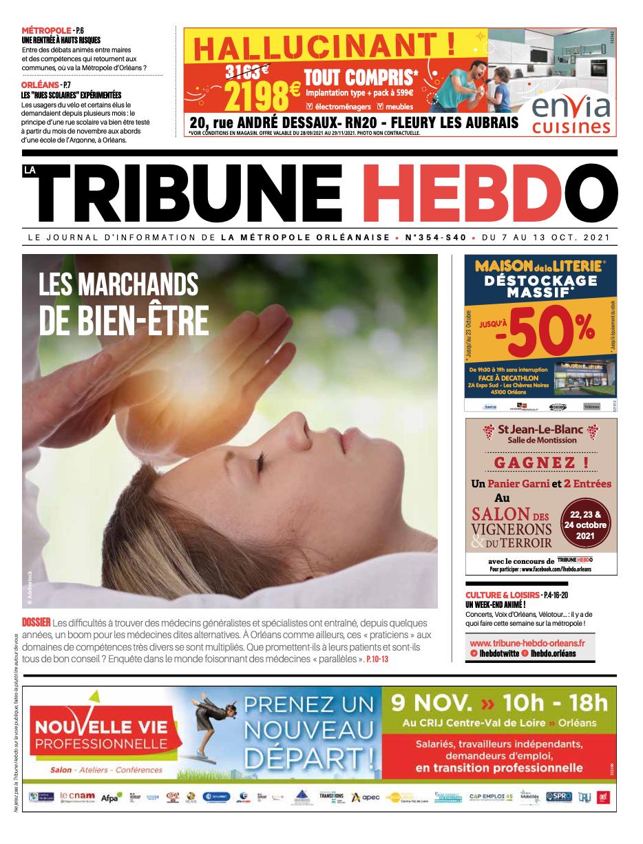 Tribune Hebdo N°354