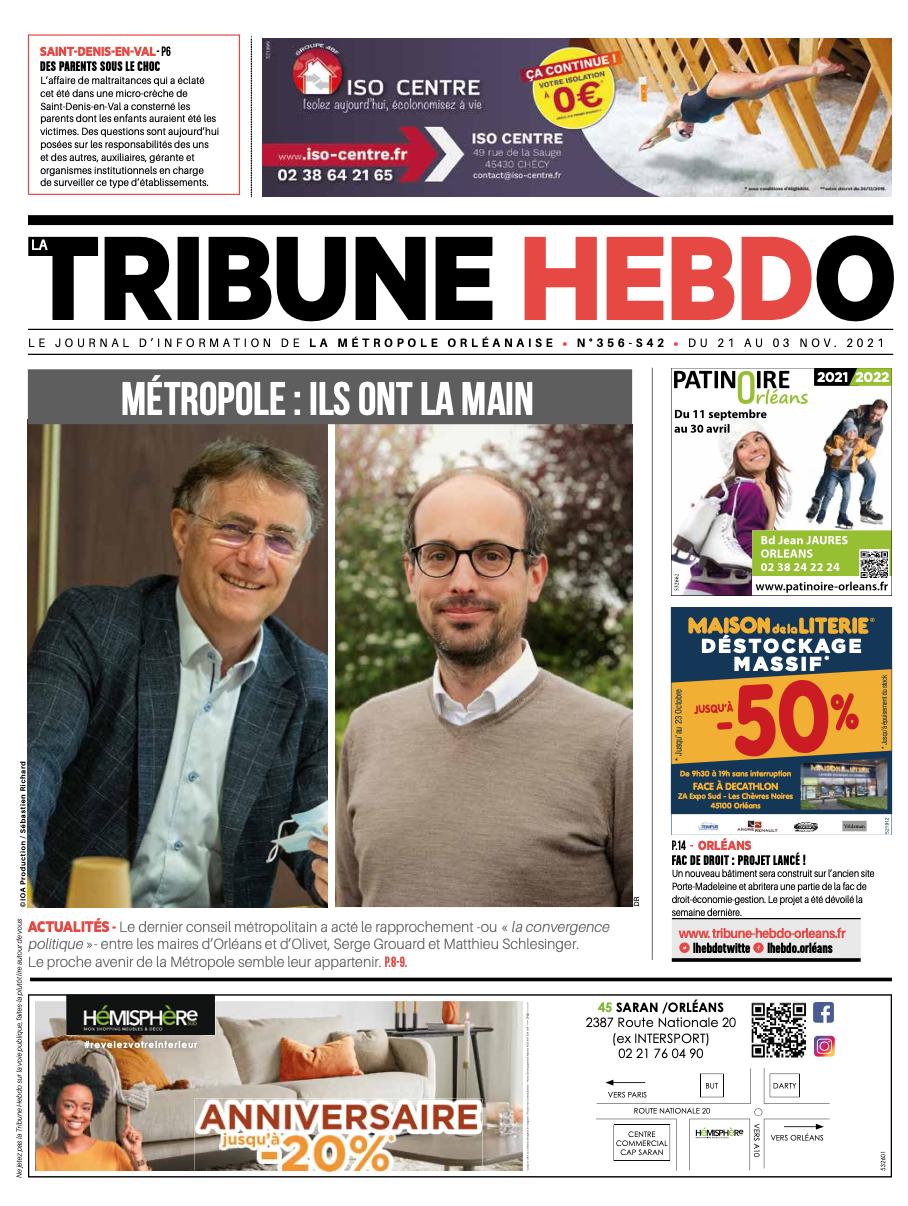 Tribune Hebdo N°356