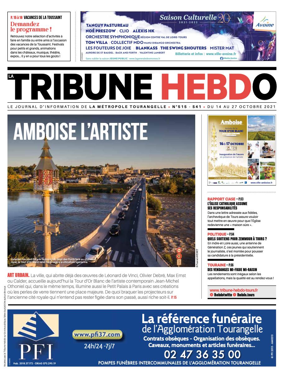 Tribune Hebdo Tours N°515